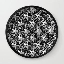 pattern 85 Wall Clock