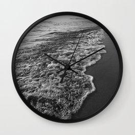Ocean Beach Sunset Wall Clock