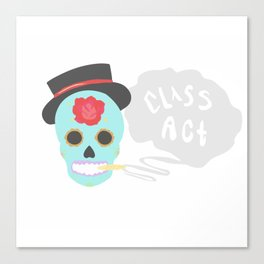 Class Act Canvas Print