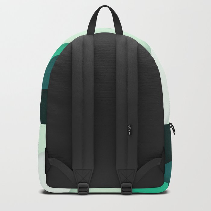Pastel Waves Backpack