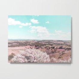 Collect Adventures - Wild Landscape Metal Print
