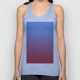 NO FUTURE - Minimal Plain Soft Mood Color Blend Prints Unisex Tank Top