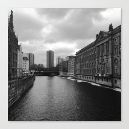 Berlin #2 Canvas Print