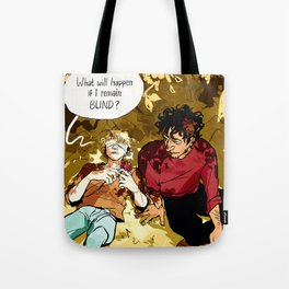 The Drunk Leading the Blind Tote Bag