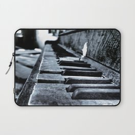 Forgotten Piano Laptop Sleeve