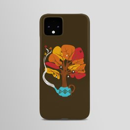 Tea Leaves Android Case