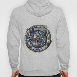 World through time Hoody