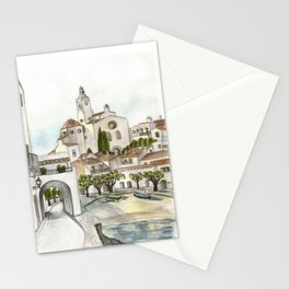 Cadaques 2 Stationery Cards