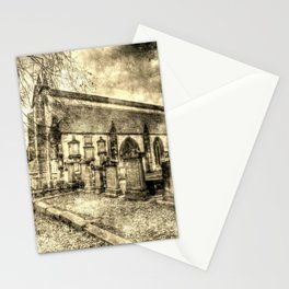 Greyfriars Kirk Edinburgh Vintage Stationery Cards