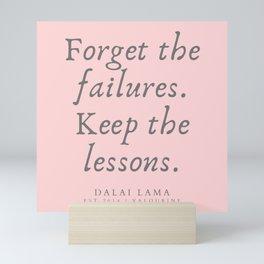 130 | Dalai Lama Quotes 190504 Mini Art Print