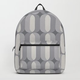 Jenness in Gray Backpack
