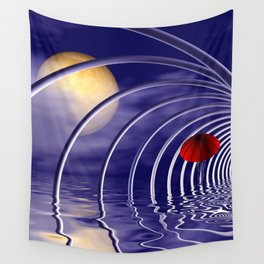 it's time to go -01- Wall Tapestry