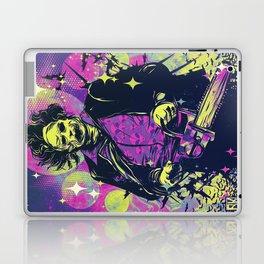 Neon Horror: Leatherface Laptop & iPad Skin