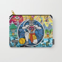Life of Hanuman Carry-All Pouch
