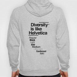 Diversity Hoody