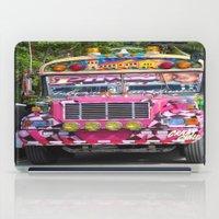 diablo iPad Cases featuring Diablo rojo bus by lennyfdzz