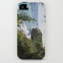 Pololu valley iPhone Case