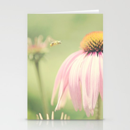 Little Honey Bee Stationery Cards