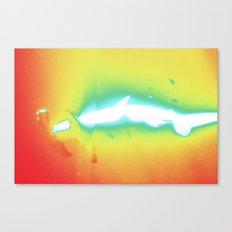 Hammerhead Canvas Print