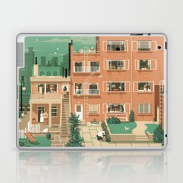 Hitchcock's Rear Window Laptop & iPad Skin