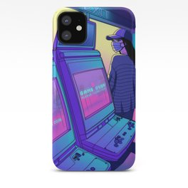 Arcade Hours iPhone Case