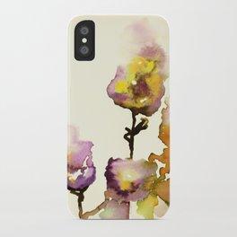 Flowers #2 iPhone Case