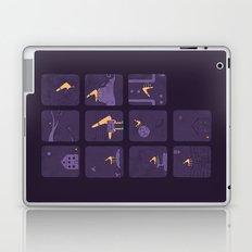 Taking The Long Road Home Laptop & iPad Skin