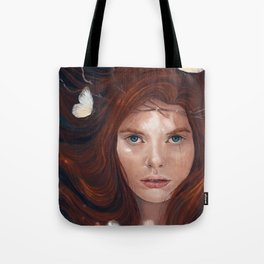 Litany of Four Tote Bag