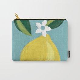 Meyer Lemon Carry-All Pouch