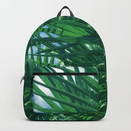 Spray of Palm Leaves Backpack