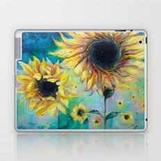 Supermassive Sunflowers Laptop & iPad Skin