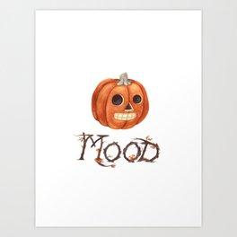 Mood Art Print