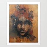 """""""Eldonna"""" by Nisus L'art Art Print"""