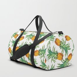Pineapple pattern Duffle Bag