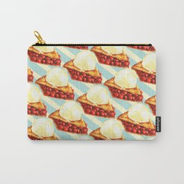 Cherry Pie Pattern Carry-All Pouch