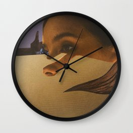 Monster Me Wall Clock