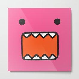 Pink domo Metal Print