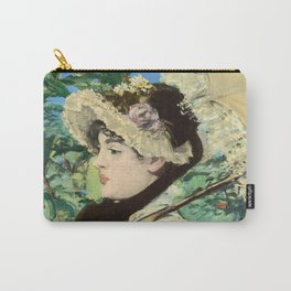 Manet's Jeanne Carry-All Pouch