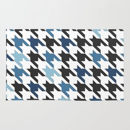 Blue Tooth Rug