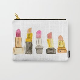 Lipstick Carry-All Pouch