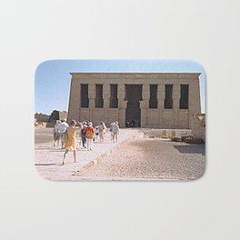 Temple of Dendera, no. 5 Bath Mat