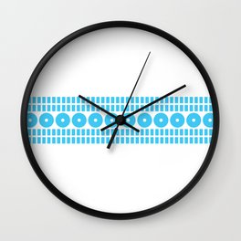 LP00001 greece Wall Clock
