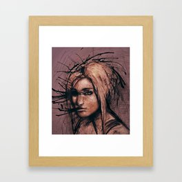 The Guide of 1311 Framed Art Print