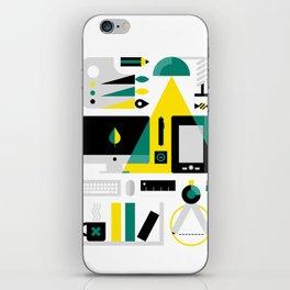 Designer's Kit iPhone Skin
