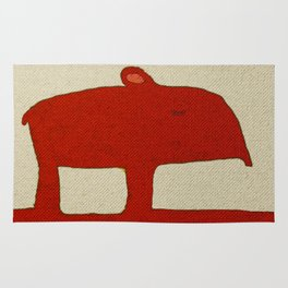 Tapir Rug