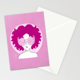 Curl Boss Stationery Cards