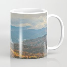 A Ray of Light (Asheville, North Carolina) Coffee Mug