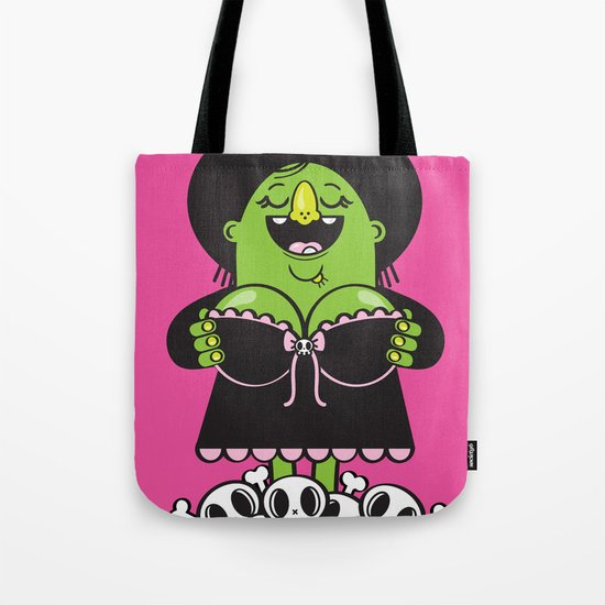 Boobies Trap Tote Bag