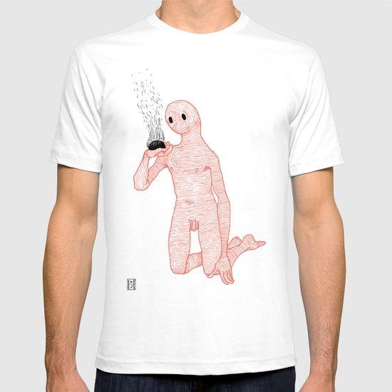 And Still It Burns T-shirt
