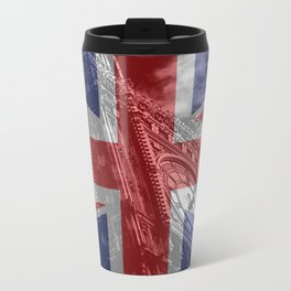 Big Ben - UK Flag Metal Travel Mug